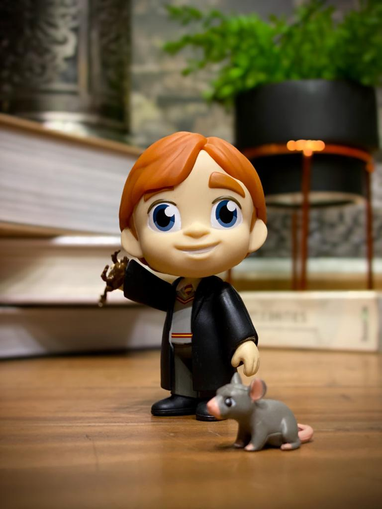 Funko Boneco Ron Weasley: Harry Potter (5 Star) - Funko