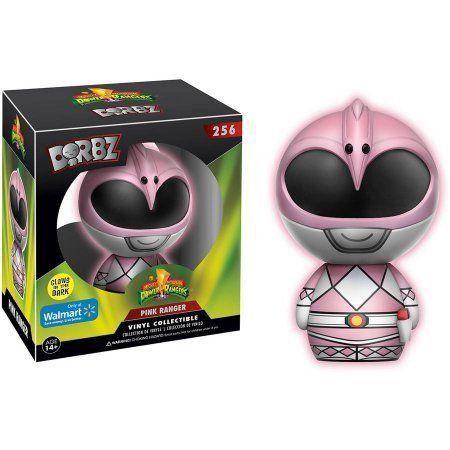 Funko Dorbz Pink Ranger : Power Rangers (Exclusivo) #256- Funko