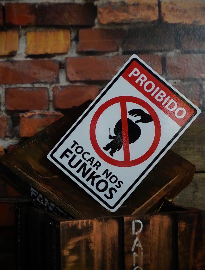 Funko Placa Decorativa: Harry Potter: