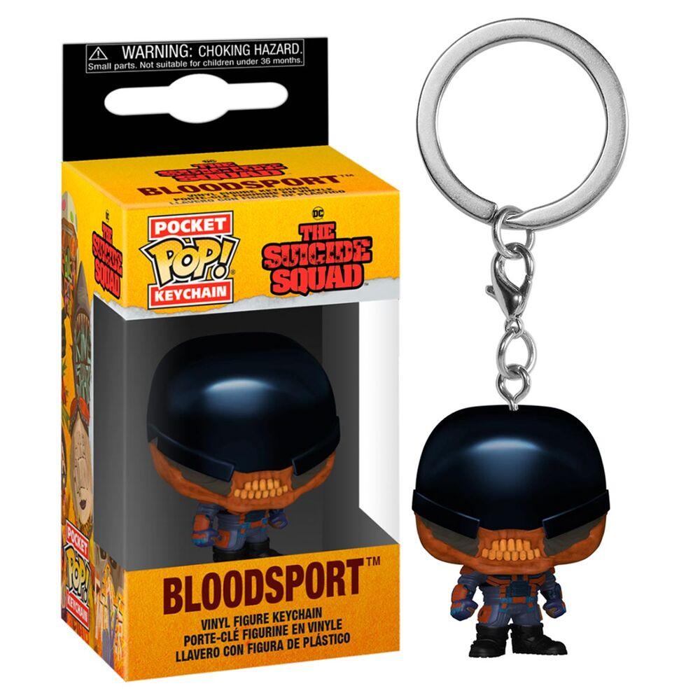 Funko Pocket Keychains Bloodsport O Esquadrão Suicida The Suicide Squad - Funko
