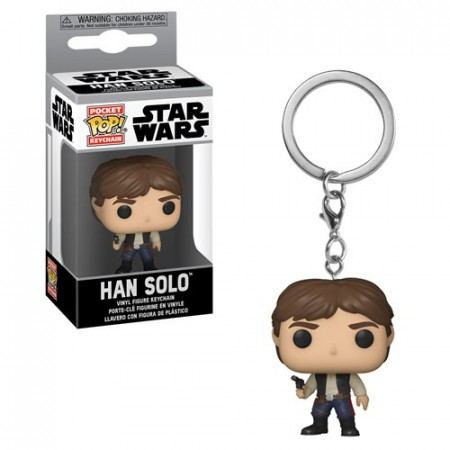Funko Pocket Pop Keychains (Chaveiro) Han Solo: Star Wars - Funko