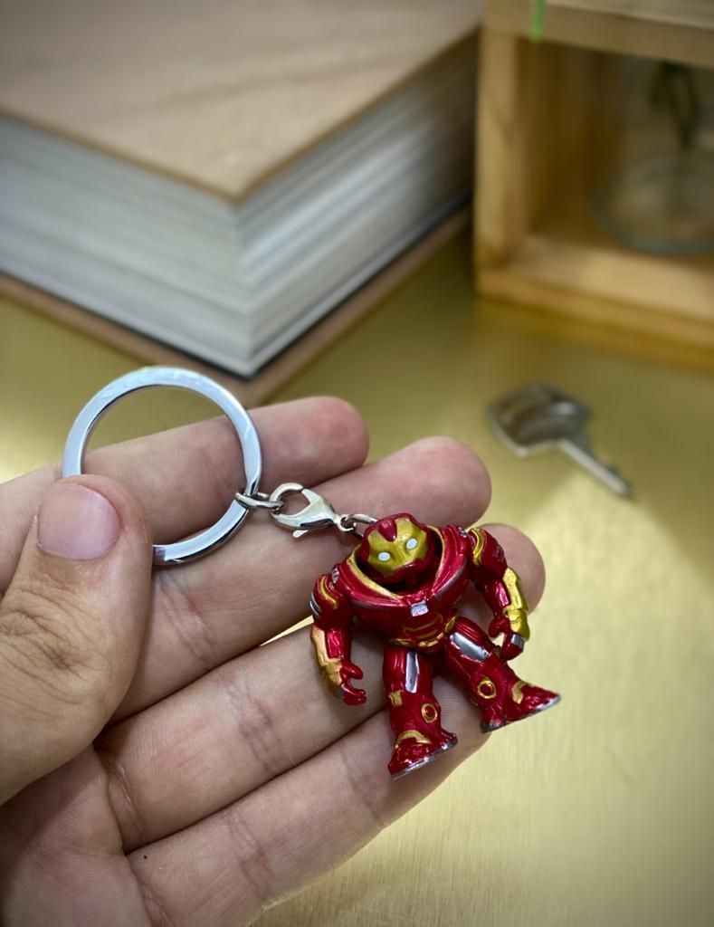 Funko Pocket Pop Keychains (Chaveiro) Hulkbuster : Vingadores (Avengers Infinity War) - Funko
