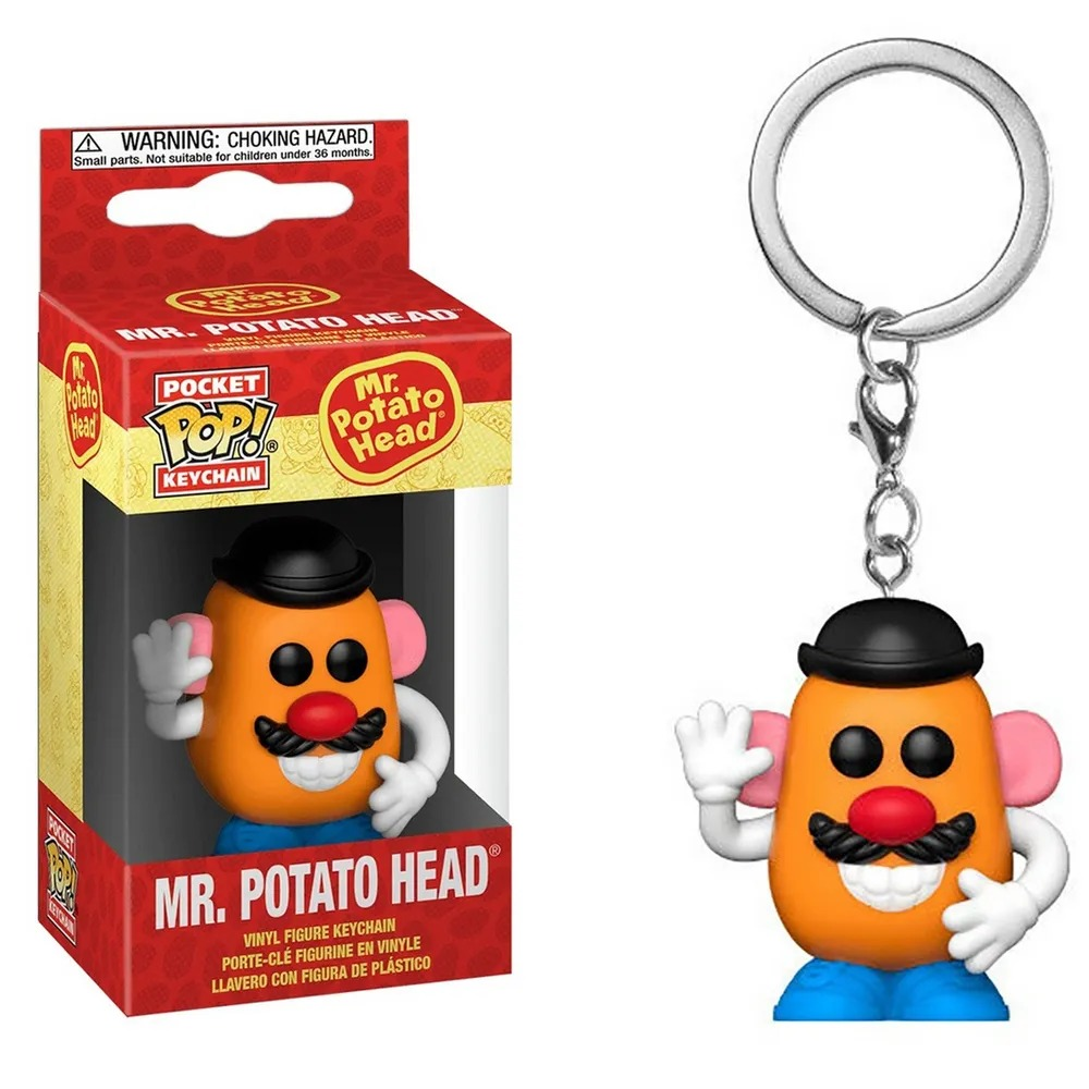 Funko Pocket Pop Keychains (Chaveiro) Mr. Potato Head - Funko