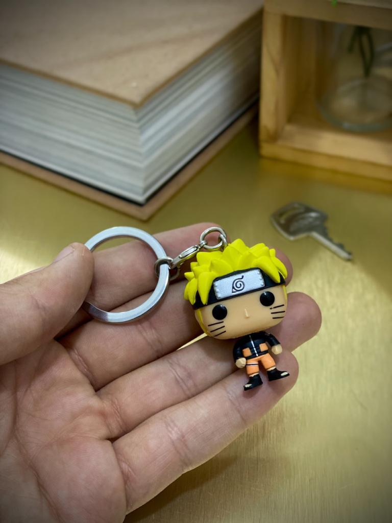 Funko Pocket Pop Keychains (Chaveiro) Naruto: Naruto Shippuden - Funko