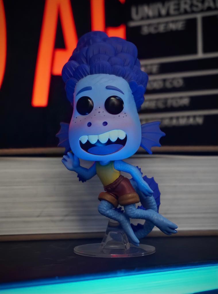 Funko Pop! Alberto Scorfano: Luca Disney Pixar #1056 - Funko