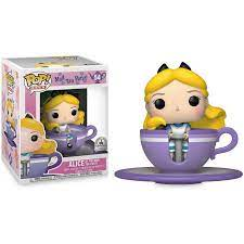 Funko Pop! Alice Na Xicara at the Mad: Alice No Pais Das Maravilhas Alice in the Wonderland Exclusivo Disney #54- Funko