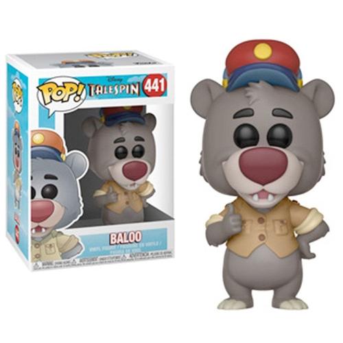 Funko Pop! Baloo Esquadrilha Parafuso Talespin #441 - Funko