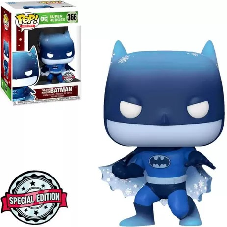 Funko Pop Batman Silent Knight Exclusivo #366 - Funko