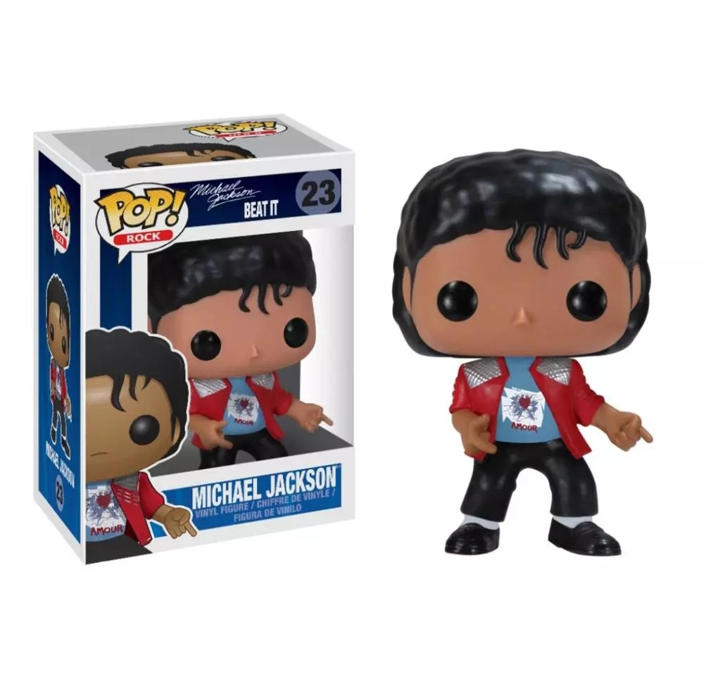Funko Pop! Beat It Michael Jackson #23 - Funko - EVALI