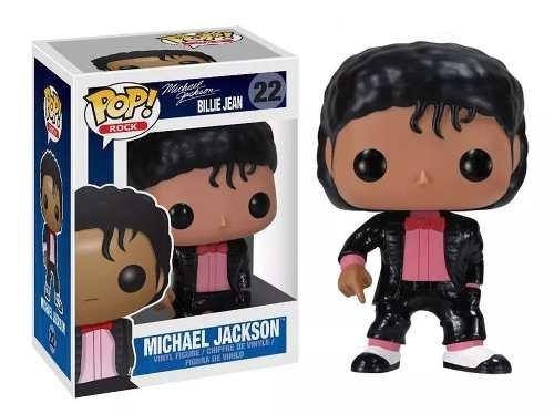 Funko Pop! Billie Jean Michael Jackson #22 - Funko - EVALI