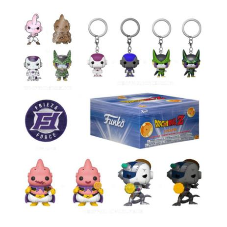 Funko Pop! Box Collectors Dragon Ball Z (4 Produtos Surpresas) - Funko