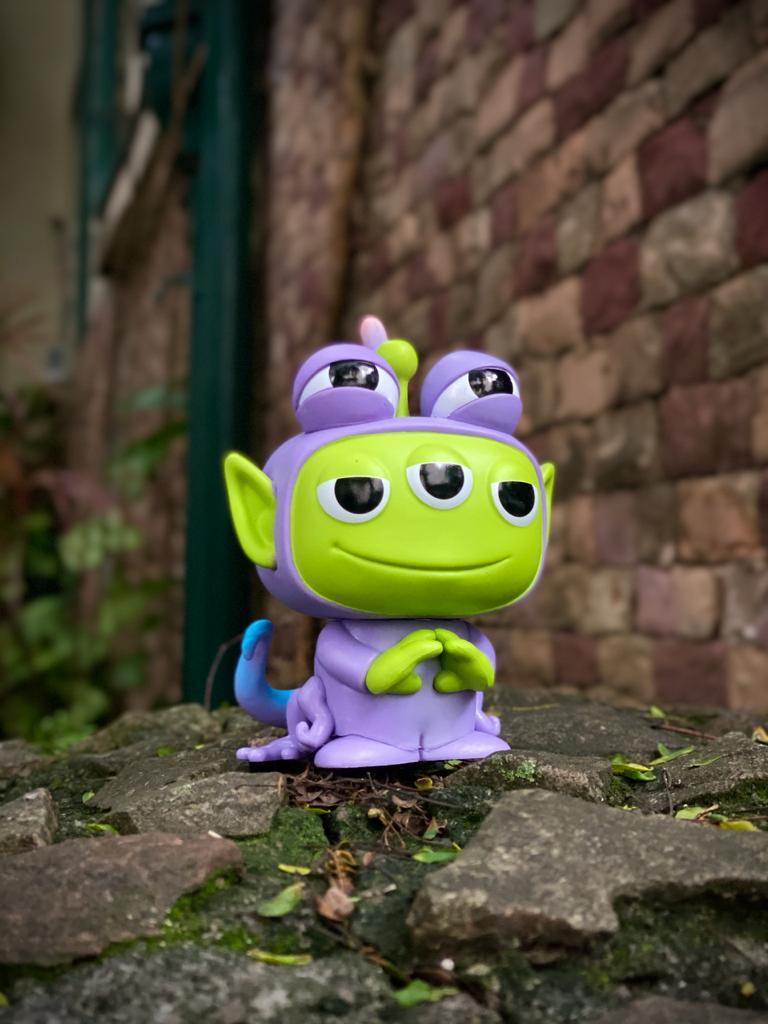 Funko Pop! Disney: Pixar Alien Remix - Alien as Randall #761 - Funko