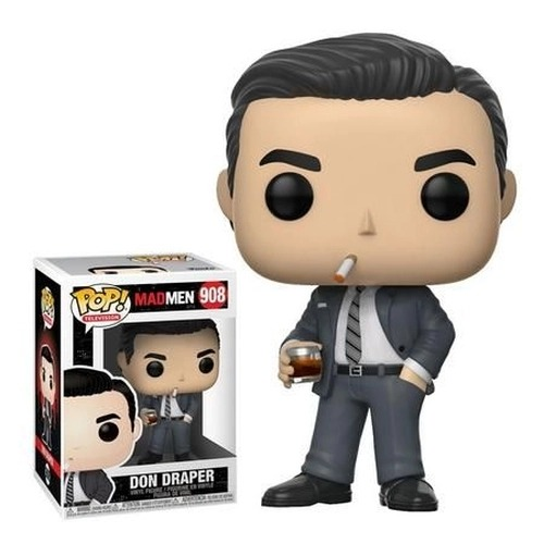 Funko Pop! Don Draper: Mad Men #908 - Funko