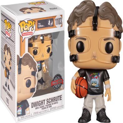 Funko Pop! Dwight Schrute: The Office Edição Especial Special Edition #1103 - Funko