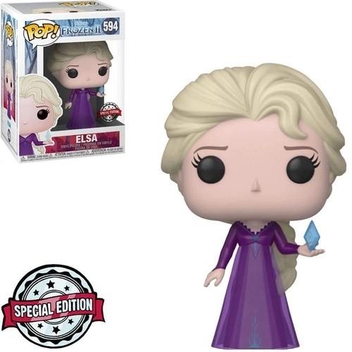 Funko Pop! Elsa: Frozen II #594 Exclusive Exclusivo - Funko