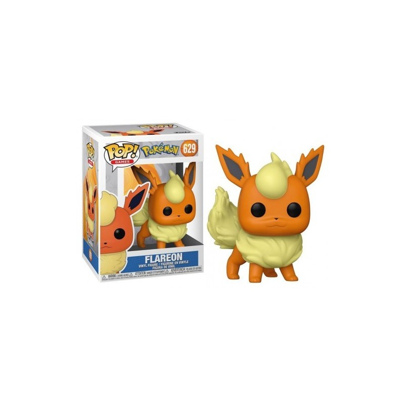 Funko Pop! Flareon: Pokémon #629 - Funko