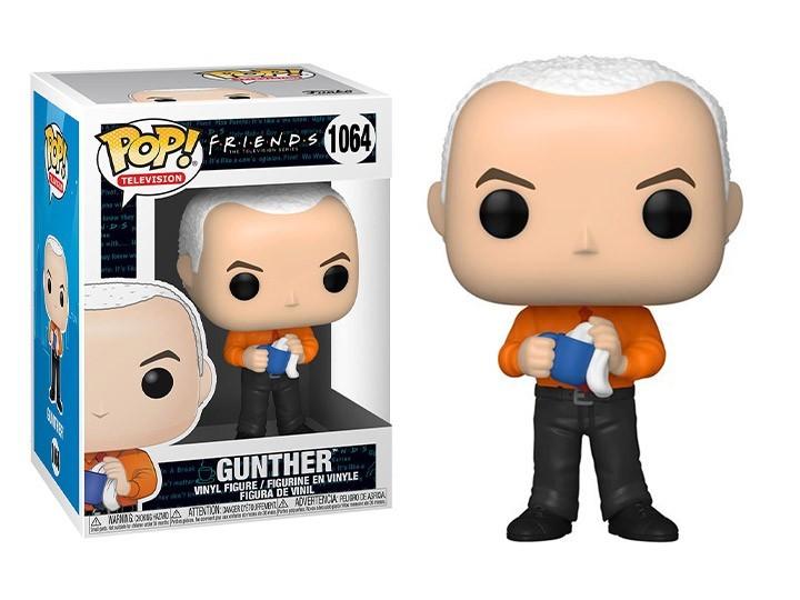 PRÉ VENDA: Funko Pop! Friends: Gunther #1064 - Funko