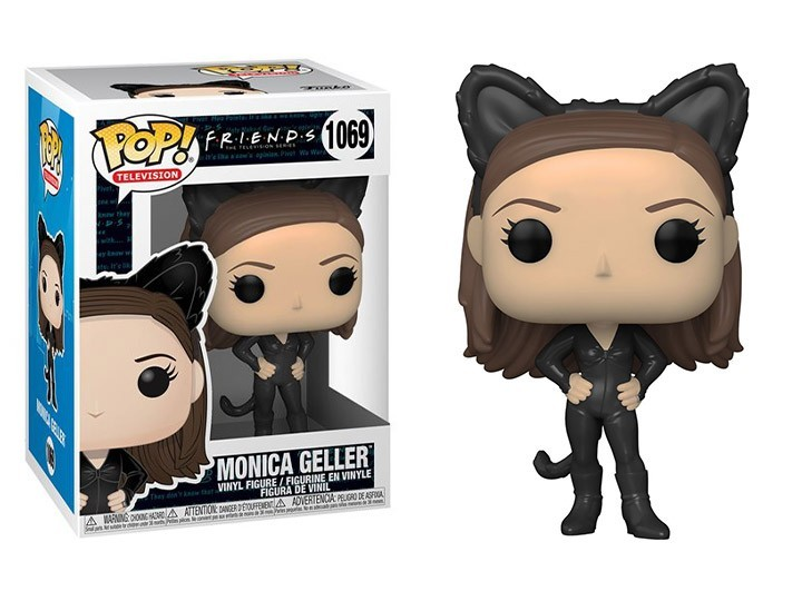 PRÉ VENDA: Funko Pop! Friends: Monica Geller (Catwoman) #1069 - Funko