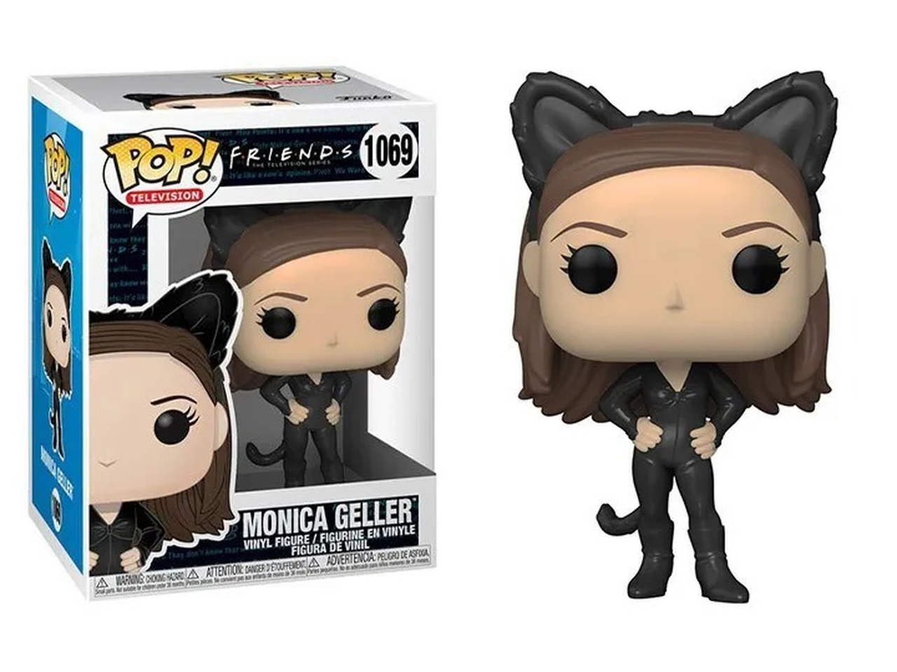Funko Pop! Friends: Monica Geller (Catwoman) #1069 - Funko