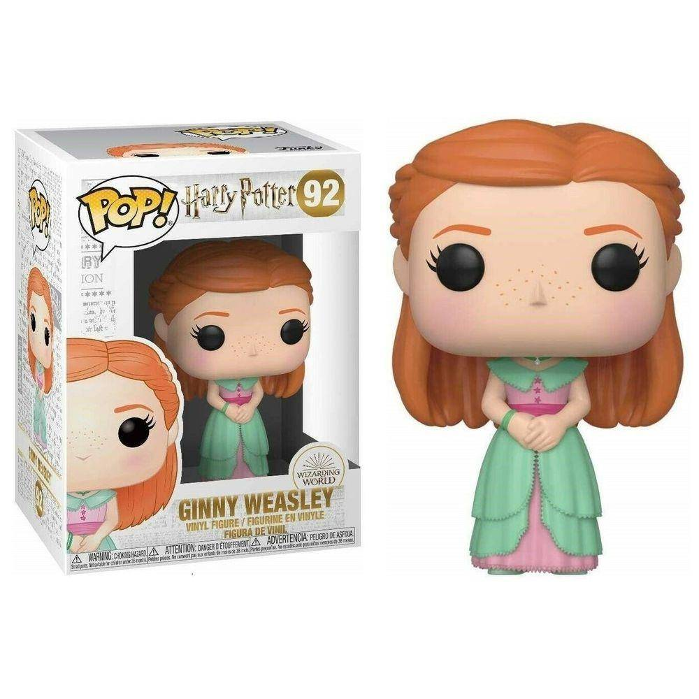 Funko Pop! Ginny Weasley: Harry Potter #92 - Funko