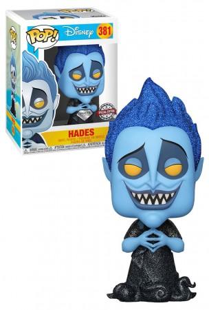 Funko Pop! Hades: Hercules (Diamond) Exclusivo #381 - Funko