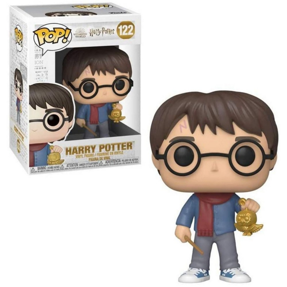 Funko Pop! Harry Potter Ferias: Harry Potter #122- Funko