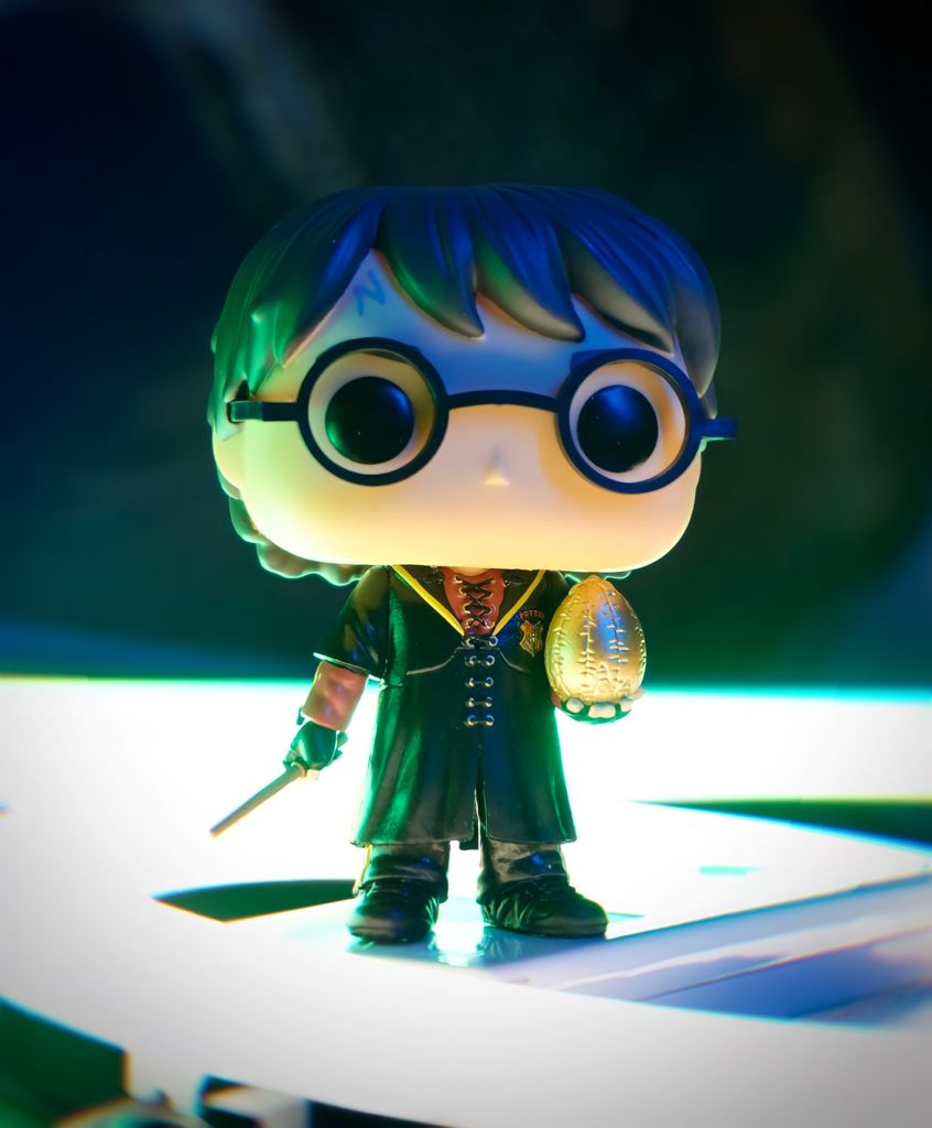 Funko Pop! Harry Potter Ovo Dourado: Harry Potter Edição Especial Special Edition #26 - Funko