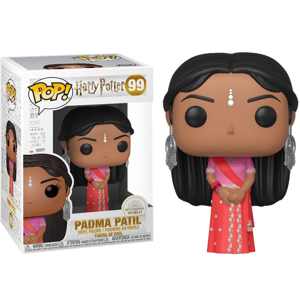 Funko Pop! Harry Potter: Padma Patil #99 - Funko