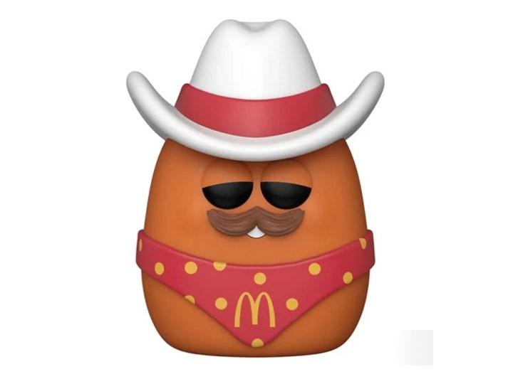 PRÉ VENDA: Funko Pop! Ícones Mc Donald's: Cowboy Nugget - Funko