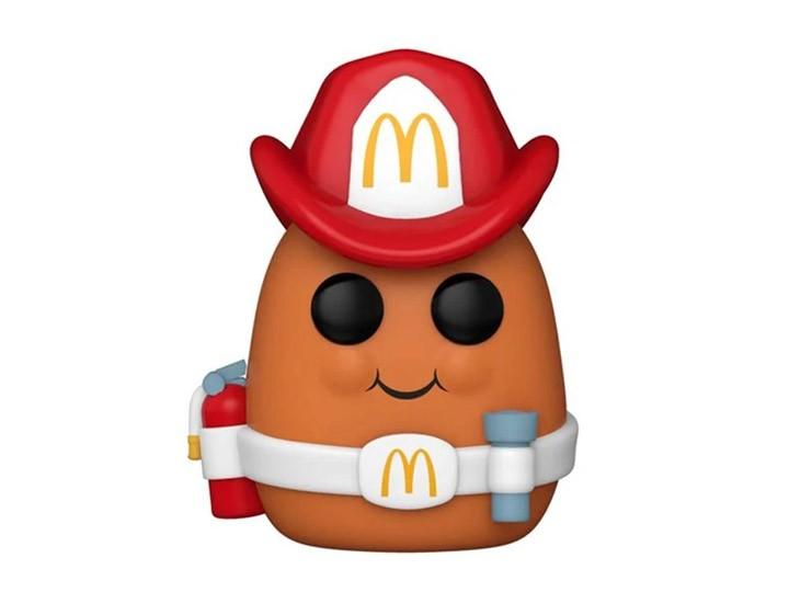 PRÉ VENDA: Funko Pop! Ícones Mc Donald's: Nugget Bombeiro (Fireman Nugget) - Funko