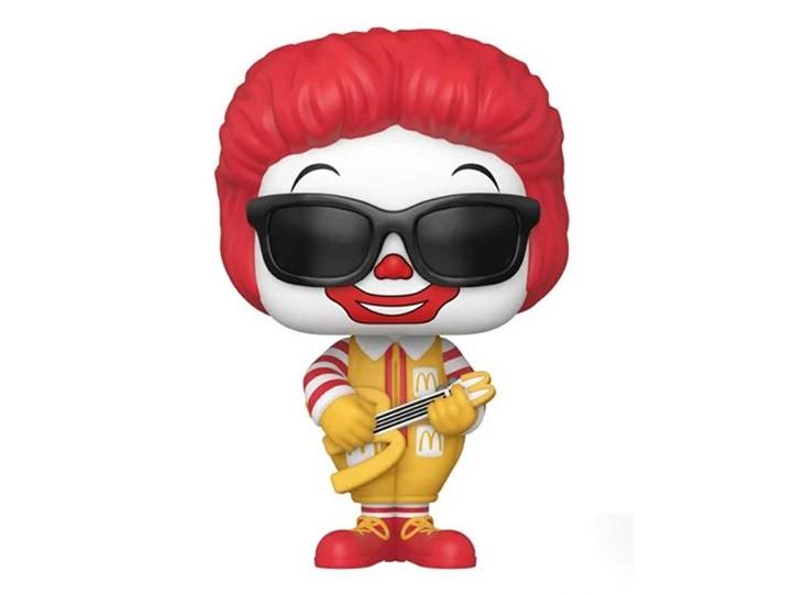 Funko Pop! Rock Out Ronald: Ícones Mc Donald's #109 - Funko