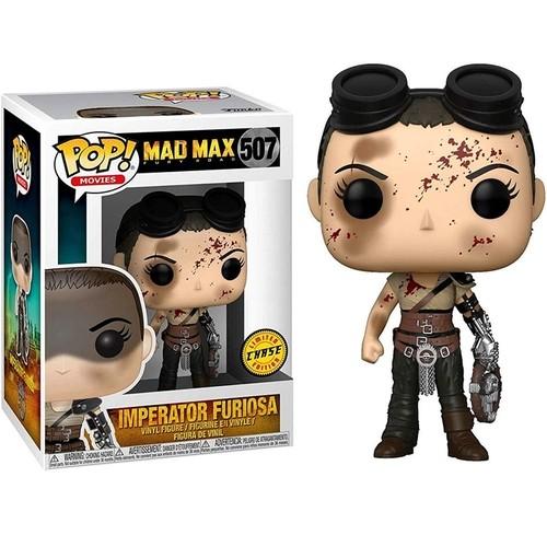 Funko Pop! Imperator Furiosa: Mad Max #507 Chase Limited Edition - Funko