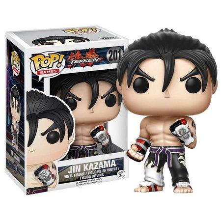 Funko Pop! Jin Kazama Tekken #201- Funko