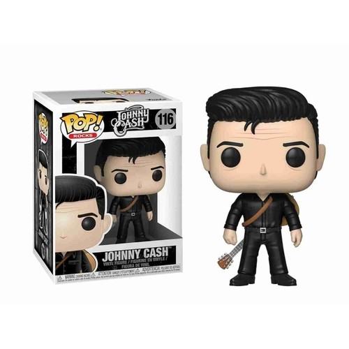 Funko Pop! Johnny Cash: #116 - Funko