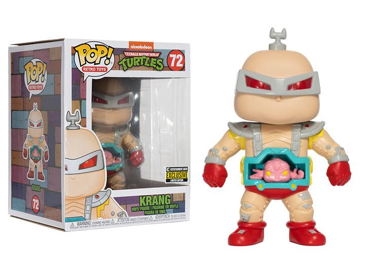 Funko Pop! Krang TMNT Tartarugas Ninja Teenage Mutant Ninja Turtles Super Sized 6