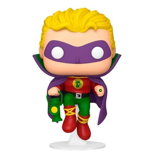 "Funko Pop! Lanterna Verde (Alan Scott) ""Green Lantern"" #317 (Edição Exclusiva) - Funko"