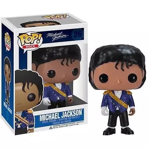 Funko Pop! Michael Jackson #26 - Funko - EVALI