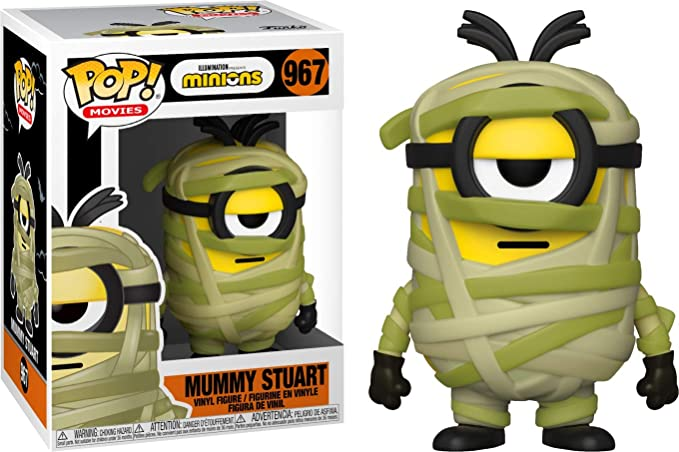Funko Pop! Mumia Stuart: Minions #967 - Funko
