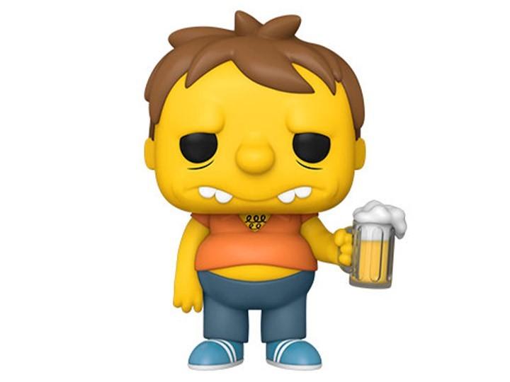 PRÉ VENDA: Funko Pop! Os Simpsons: Barney Gumble - Funko