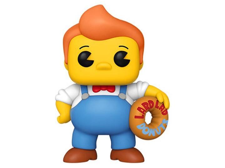 """Funko Pop! Os Simpsons: Lard Lad Super Sized 6"""" #906 - Funko"""