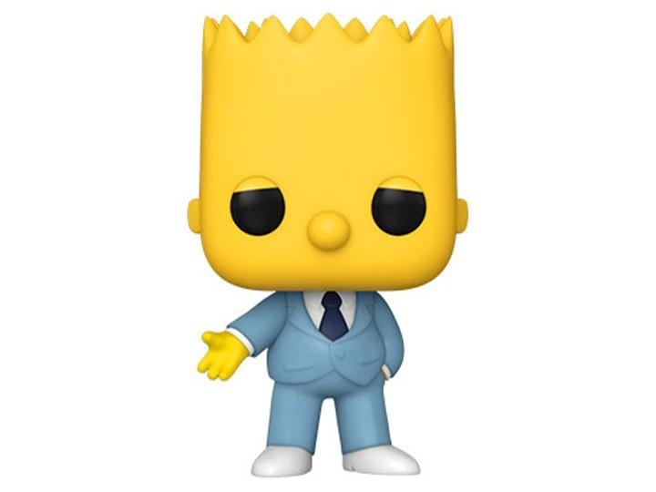 PRÉ VENDA: Funko Pop! Os Simpsons: Mafia Bart - Funko