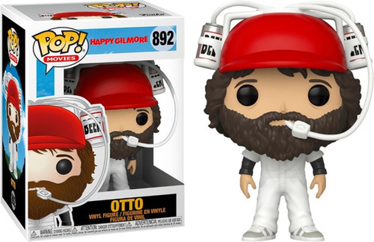 Funko Pop! Otto: Um Maluco no Golfe (Happy Gilmore) #892 - Funko