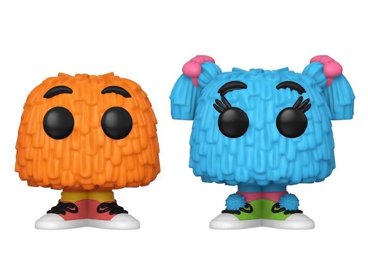 PRÉ VENDA: Funko Pop! Pack 2 Ícones Mc Donald's: Fry Guy (Laranja e Azul ) - Funko
