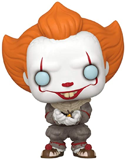 Funko Pop! Pennywise With Glow Bug: It Chapter Two