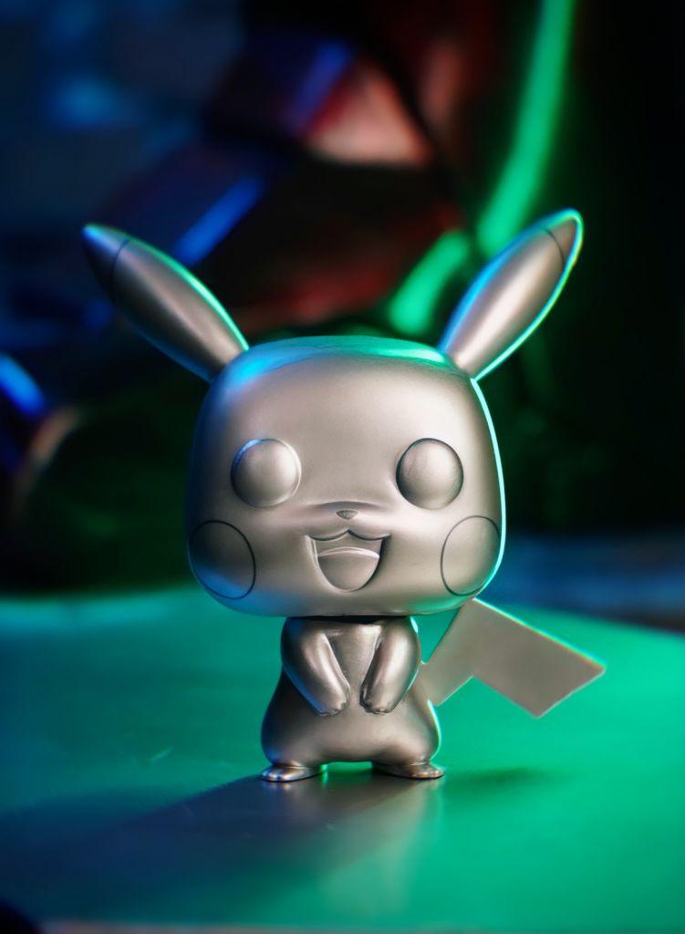 Funko Pop! Pikachu: Pokémon Edição Limitada Limited Edition #353 - Funko