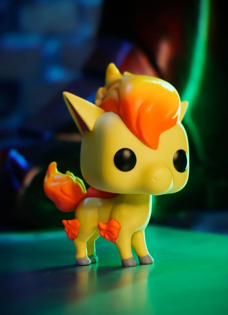 Funko Pop! Ponyta: Pokémon #644 - Funko
