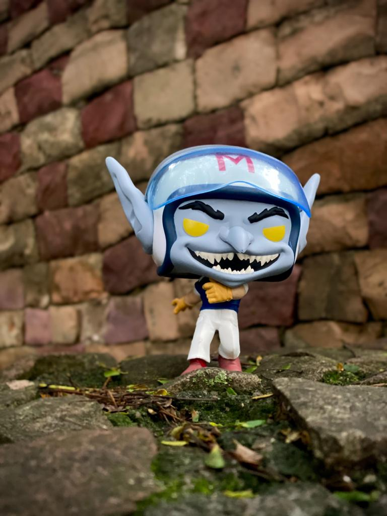 Funko Pop! Pop! Speed Racer: Speed Racer (Chase) Exclusivo #737 - Funko