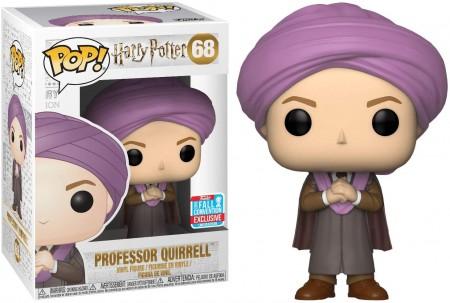 Funko Pop!  Professor Quinrrell: Harry Potter #68 - Funko - EVALI