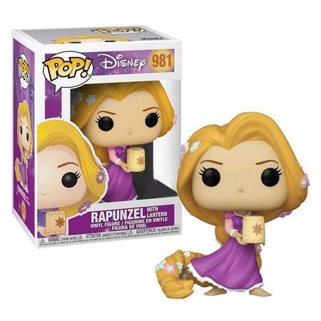 Funko Pop! Rapunzel With Lantern: Enrolados Disney #981 - Funko