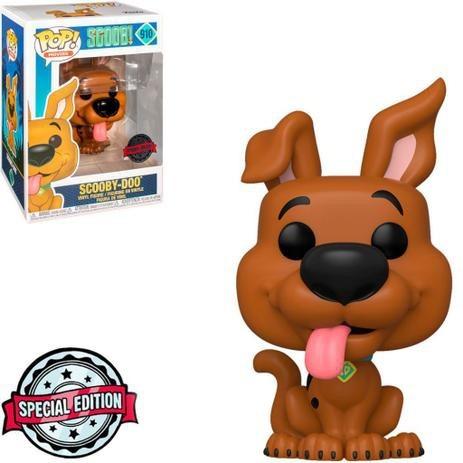 Funko Pop! Scoob! Scooby-Doo #910 Edição Especial - Funko